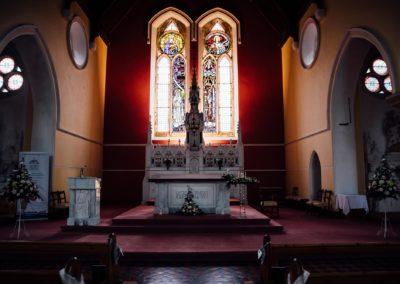 sliabh beagh chapel alter