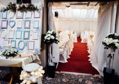 sliabh beagh reception entrance